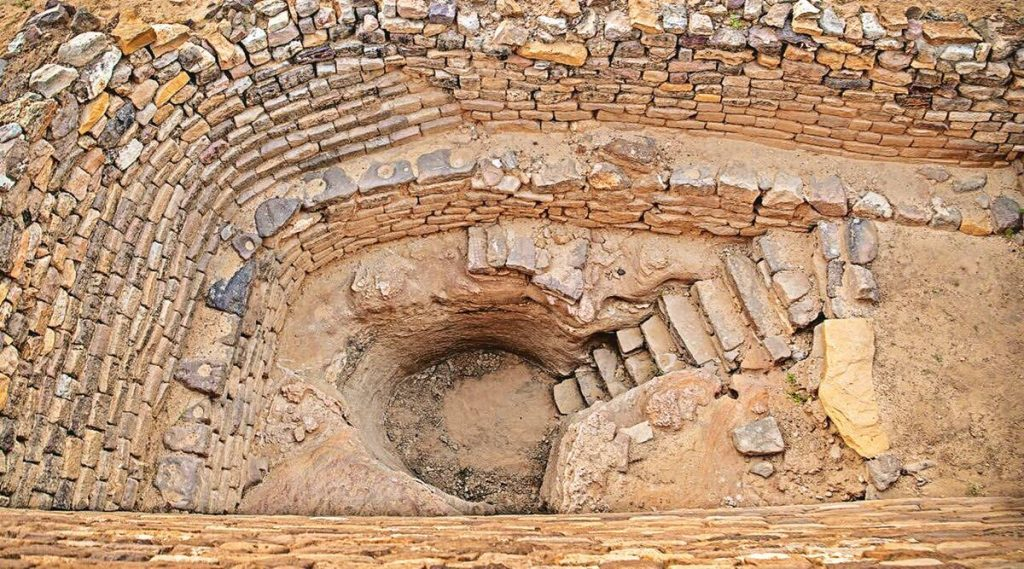 Dholavira was added to the UNESCO world heritage list on 21 July 2021.
