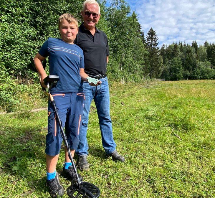 Sander Magnus Vang ve Tomas Vang