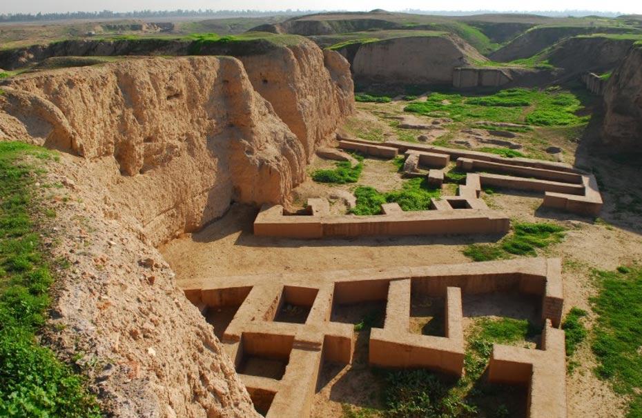 Ancient ruins in Susa, Iran ( UNESCO)