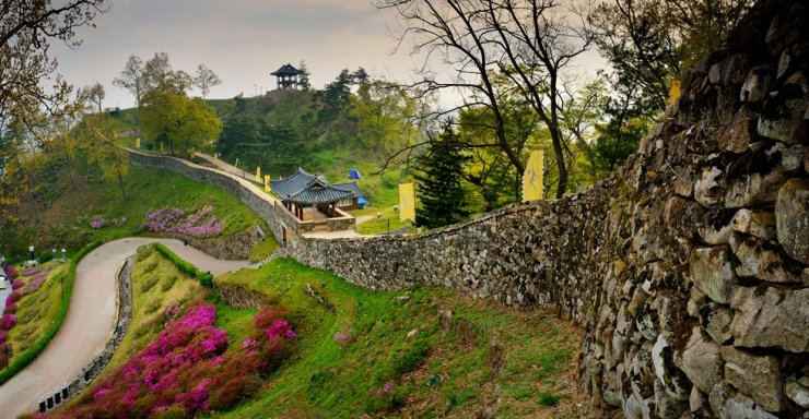 Baekje Historic Areas in Gongju, South Chungcheong Province / Photo: Cultural Heritage Administration