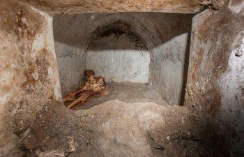 Unigue tomb Pompeii