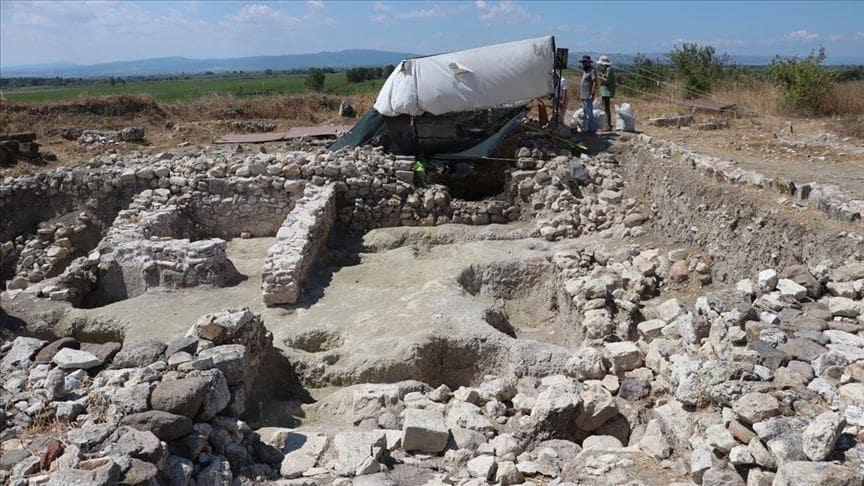 ancient city of Dascylium