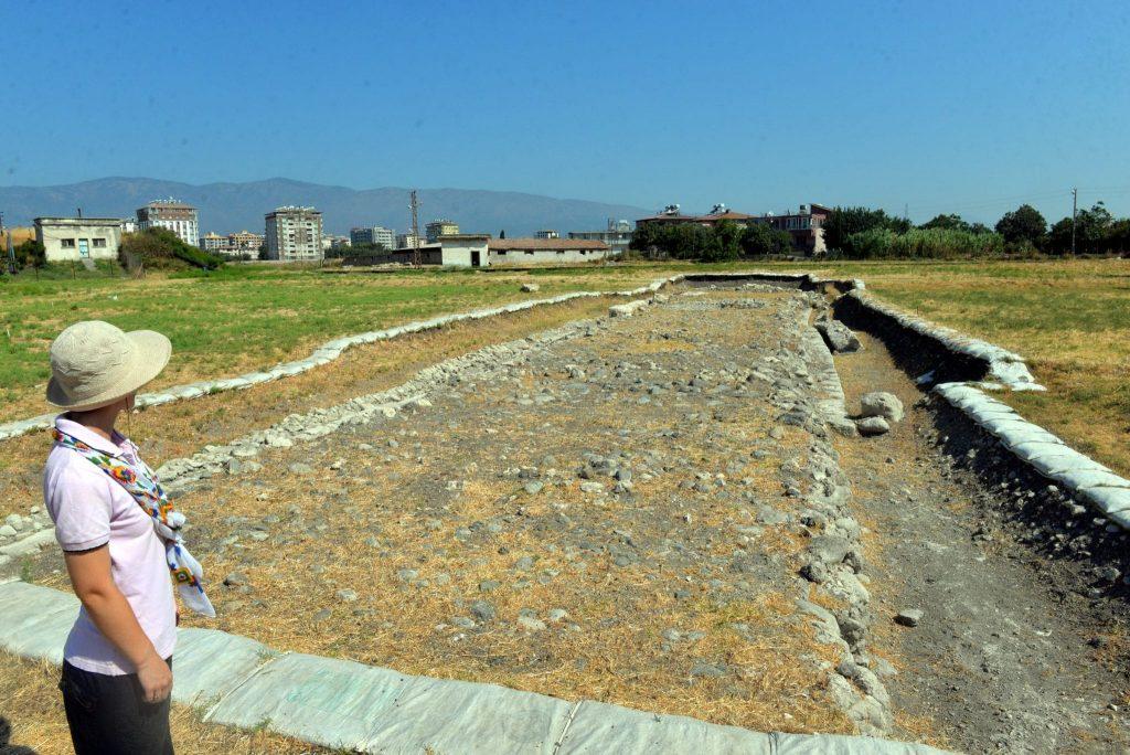 The ancient hippodrome in Antakya will be Arkeo Sports Park