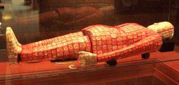 jade burial suits