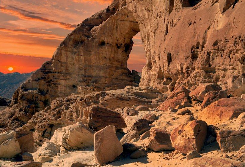 Timna Valley (Photo: Sergei25/Shutterstock)