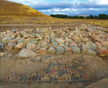 3,500-year-old mosaic