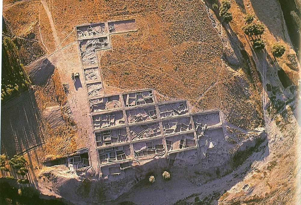 The 10,400-year-old Aşıklı mound, located in Kızılkaya village of Gülağaç district, is known as the first village of Central Anatolia and Cappadocia.