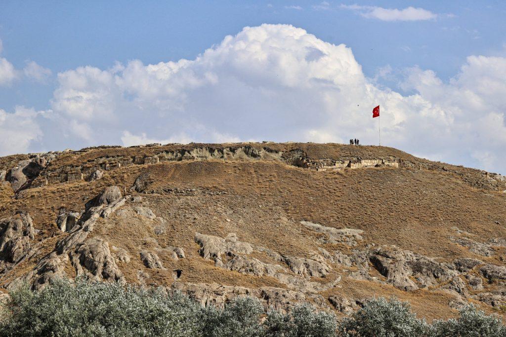 A general view from the Çavuştepe Castle, Van, eastern Turkey. (AA Photo)