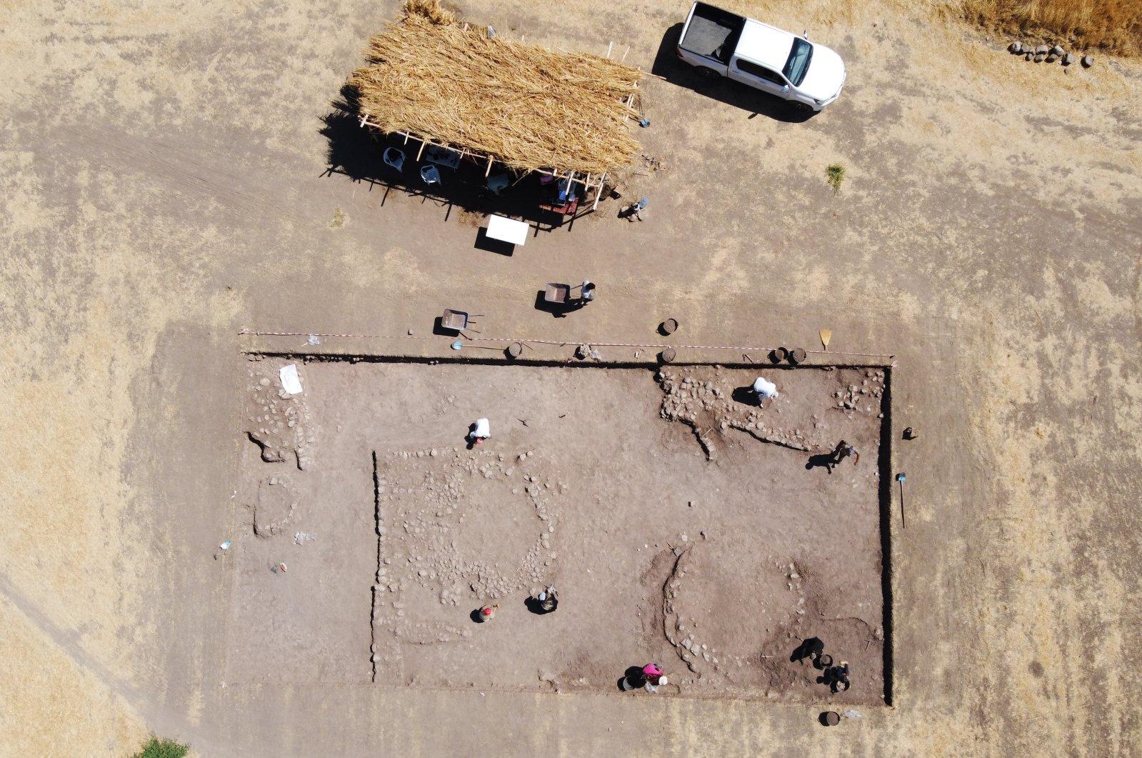 Domuztepe Mound