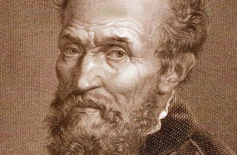 Michelangelo di Lodovico Buonarroti Simoni (6 March 1475 – 18 February 1564) was an Italian Renaissance painter, sculptor, architect, and poet.