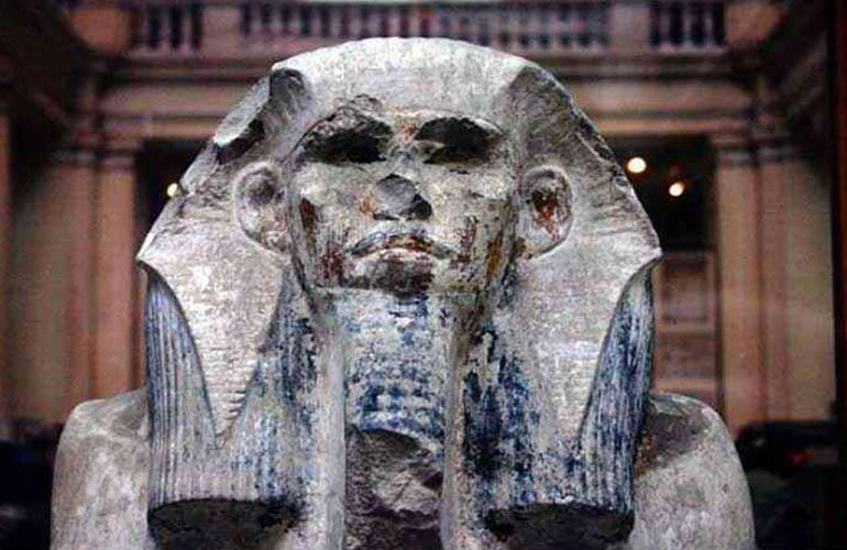 Pharaoh King Djsoer