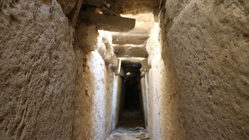 Roman-era sewage system