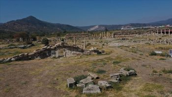 ancient city of Magnesia