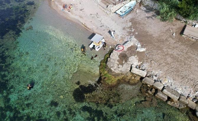 Ancient port kerpe