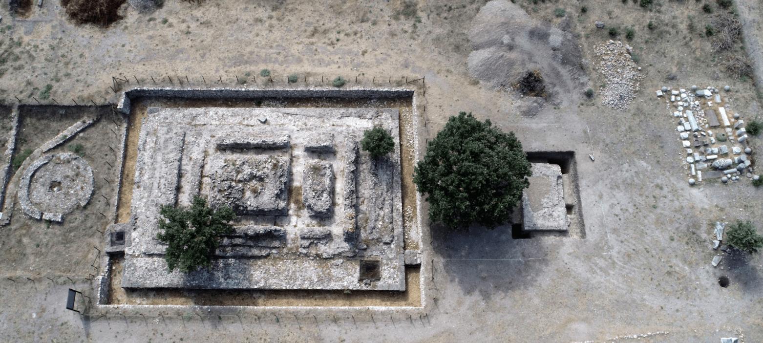 2,000-year-old altar found in Alexandria Troas
