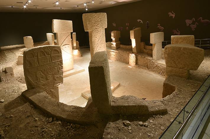 Sanliurfa Archaeology Museum, Göbeklitepe D temple