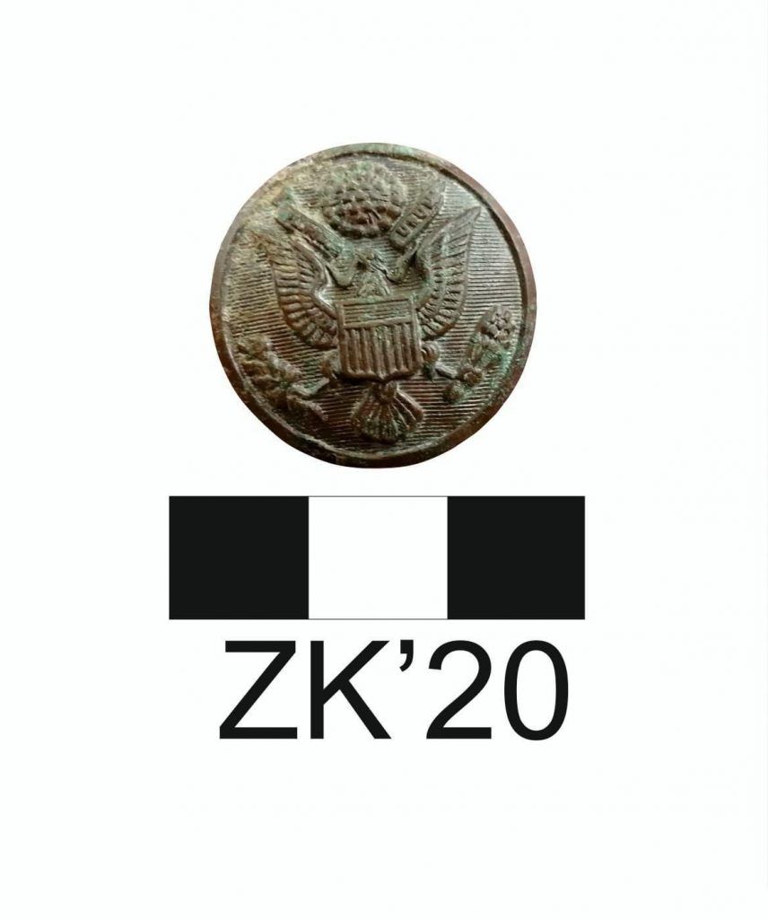 A photo of the badge was found in Zerzevan Castle, Diyarbakır, southeastern Turkey. (AA Photo)