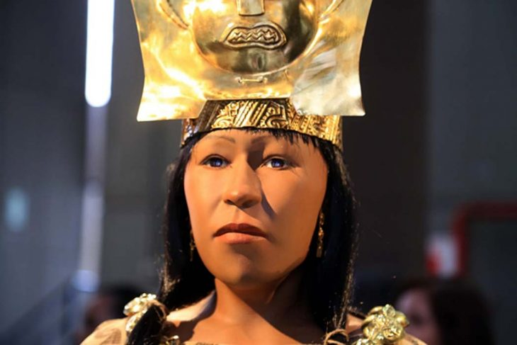 lady of cao