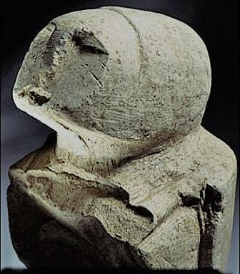 From Nevali Çori sculptures.